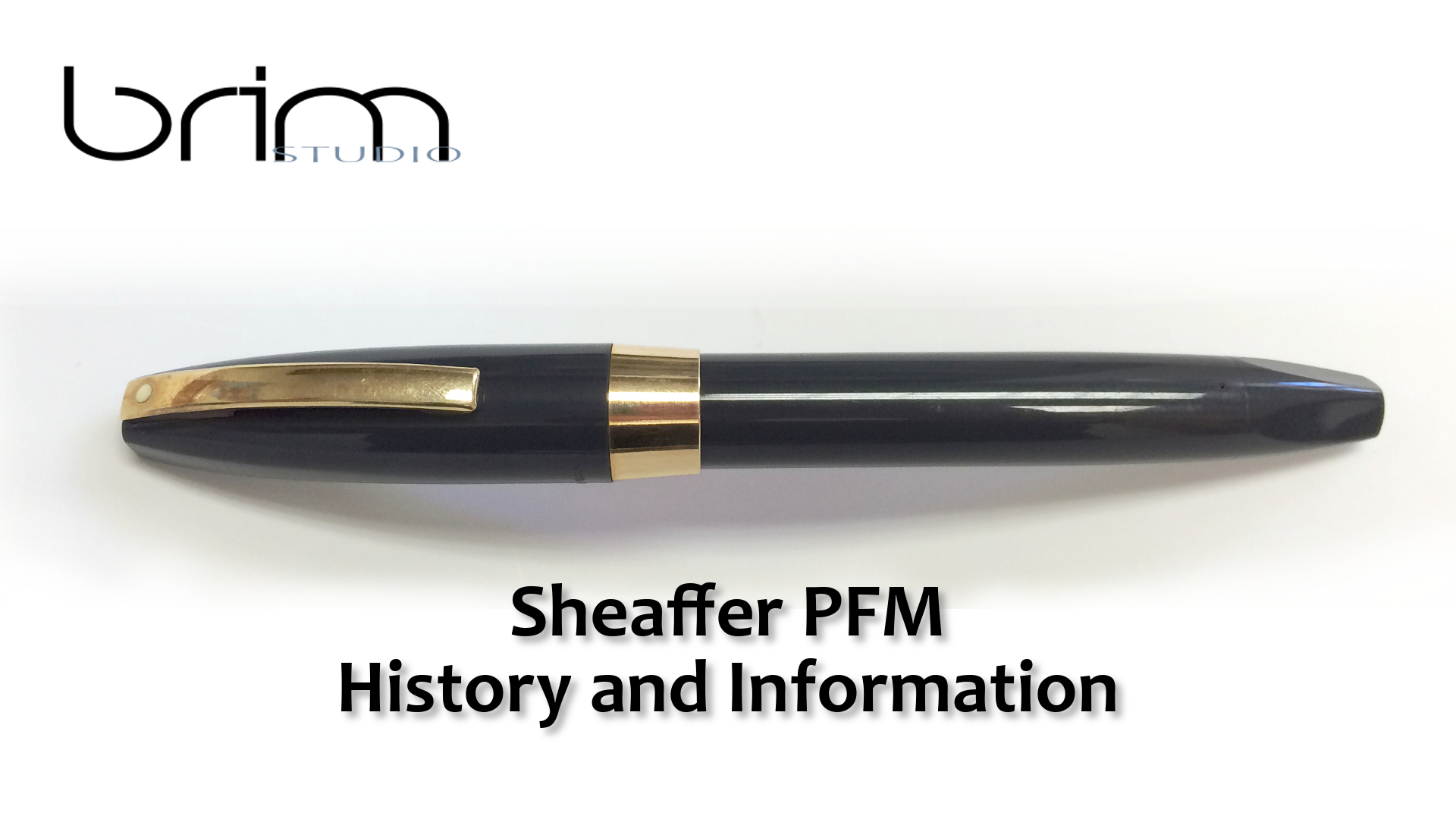 Sheaffer PFM III